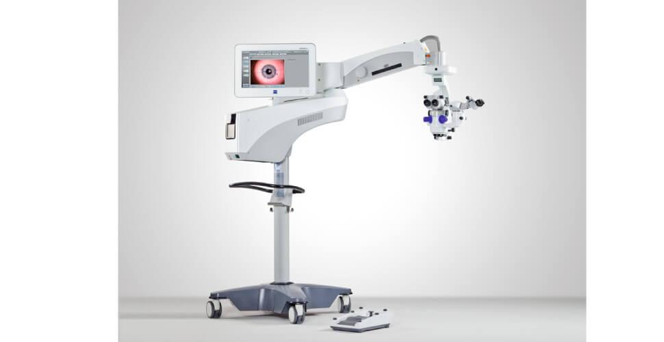 眼科・手術顕微鏡