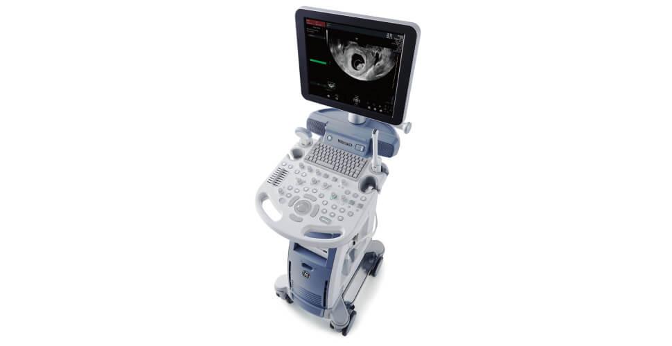 超音波診断装置・Voluson P8